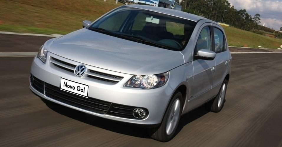 Volkswagen Gol Trend com airbags
