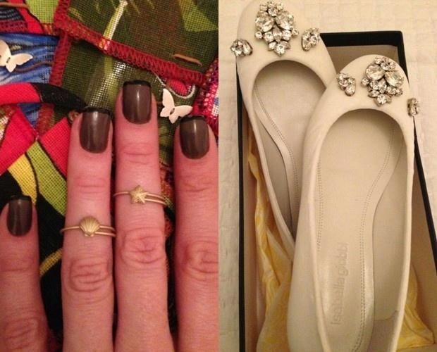 25.jyl.2013 - Luana Piovani casa nesta sexta, 26, com sapatilhas de Isabella Giobbi