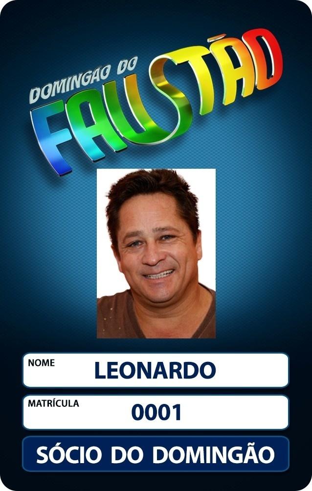 Leonardo é Sócio do Domingão