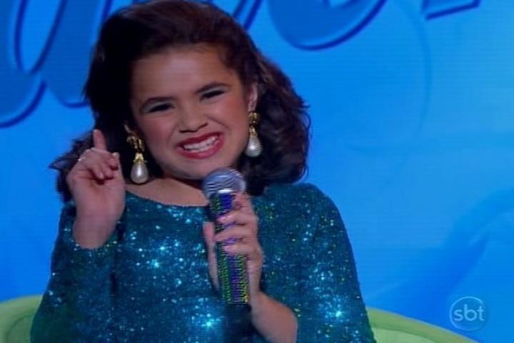 26.jul.2013 - 26.jul.2013 - Valéria terminou como apresentadora na atração