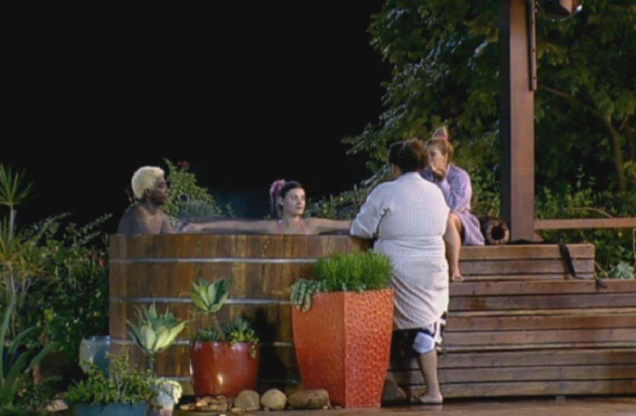 26.jul.2013 - Yani de Simone diz que Mateus queria agredir Scheila após indicação ao celeiro
