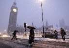 Vai para o Hemisfério Norte no inverno? Saiba se vestir para não congelar - AFP