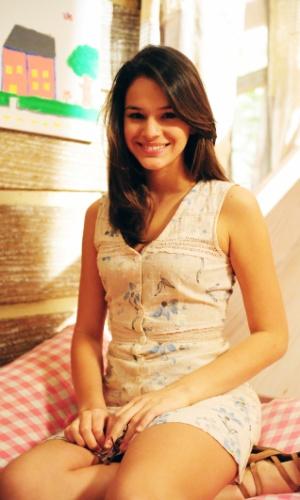 Bruna Marquezine interpretou a personagem Terezinha em