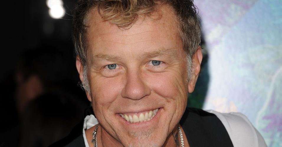 James Hetfield, do Metallica,