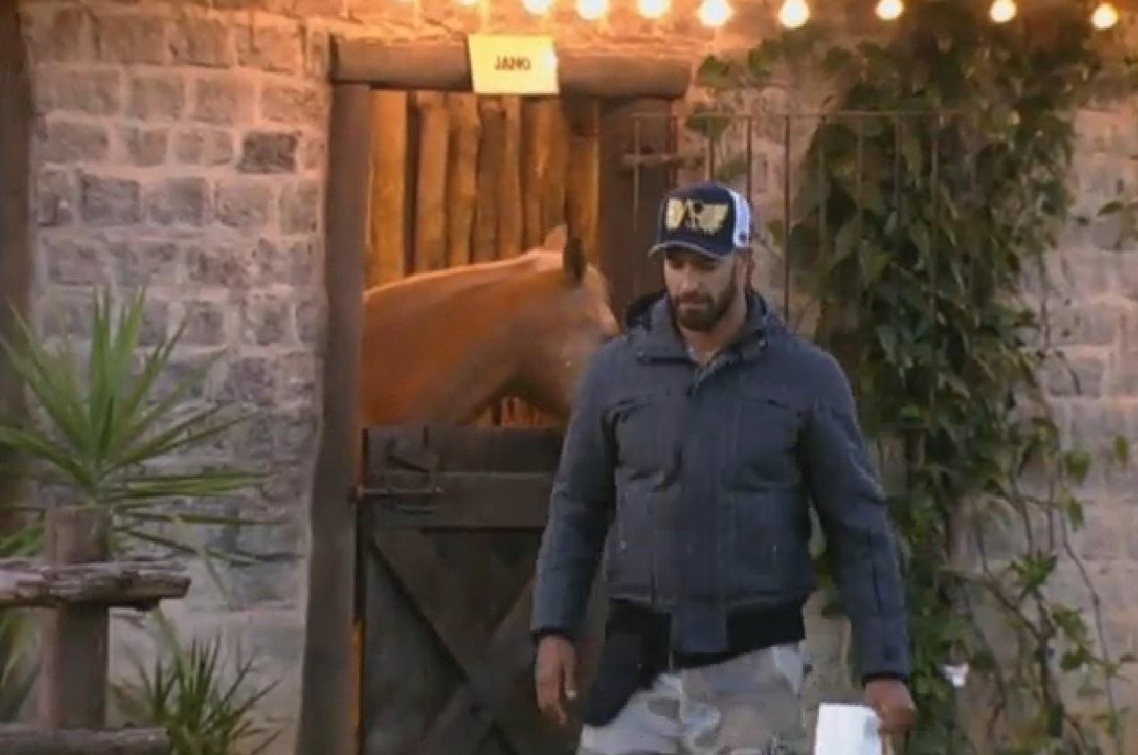 5.ago.2013 - Beto Malfacini levanta cedo para cuidar das vacas