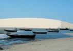 Praias do Ceará têm sol garantido e clima de tranquilidade; veja fotos - Divulgação/Embratur