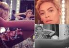 Beyoncé publica foto em que aparece com cabelos curtos - Reprodução/Instagram