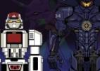 Saiba quanto medem os robôs gigantes de