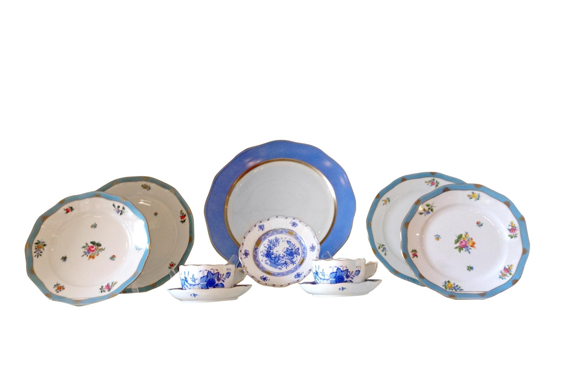 #356B96 Veja diversas sugestões de objetos para decorar e equipar a sua casa  1920x1310 px aparelho de jantar o que é @ bernauer.info Móveis Antigos Novos E Usados Online