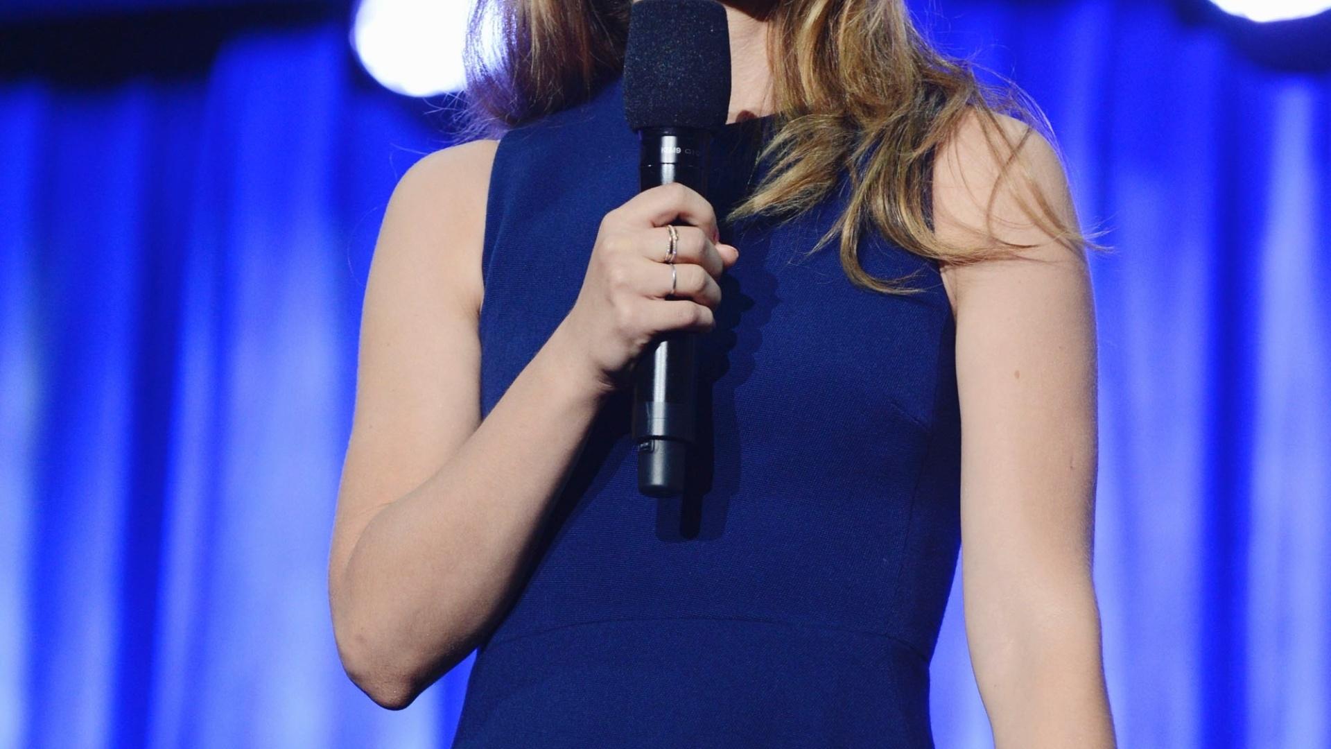 10.ago.2013 - Natalie Portman fala sobre