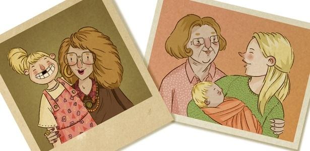 A maternidade representa um importante retorno à nossa essência, à infância