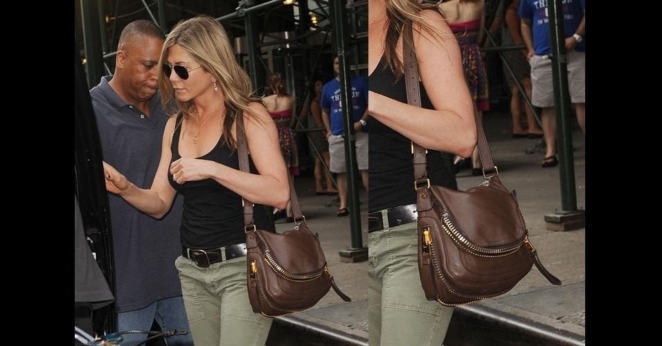 Jennifer Aniston escolhe a