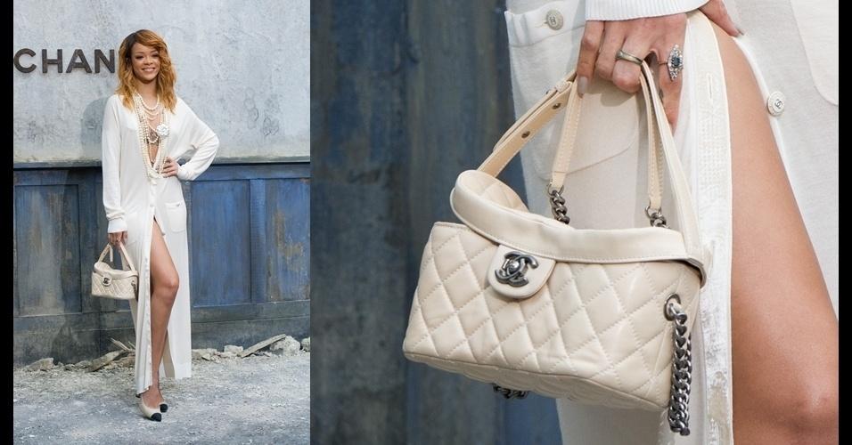 Bolsa De Mao Chanel : Conhe?a os modelos de bolsas que as famosas usam em