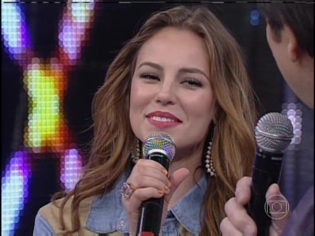 25.ago.2013 - Paolla Oliveira no