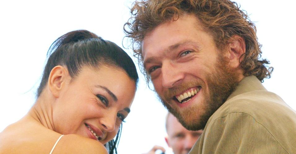 Veja Momentos Do Casamento De Monica Bellucci E Vincent Cassel