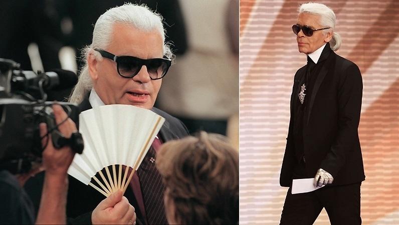 O estilista Karl Lagerfeld viveu acima do peso até meados de 2001, quando decidiu emagrecer, e com a ajuda de um médico, perdeu 42 quilos em 13 meses. Ele chegou a escrever um livro sobre o assunto