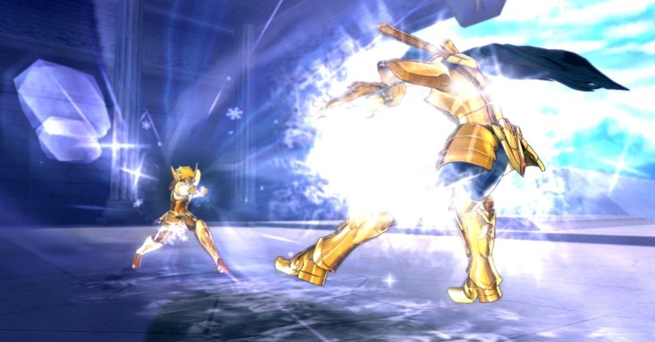 Saint Seiya: Brave Soldiers