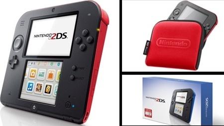 Novo portátil da Nintendo, 2DS não é dobrável, mas roda jogos de DS e 3DS