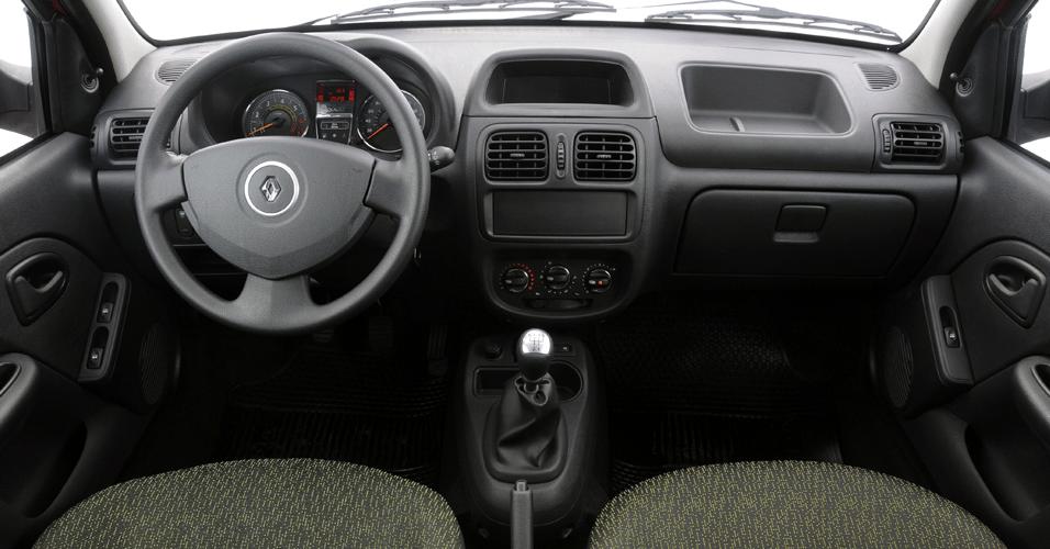 Renault Clio 2014 Interior Renault Clio 2014 Interior