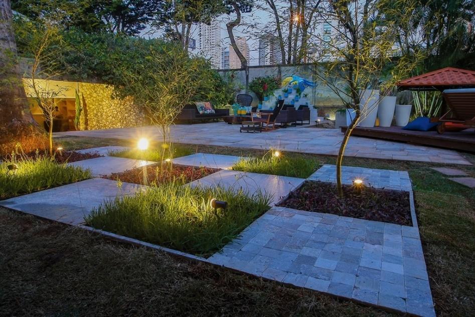 Estruturado Com Pedras De Pirenópolis, Uma Homenagem Ao Estado De ~ Pedras Para Jardim Em Goiania