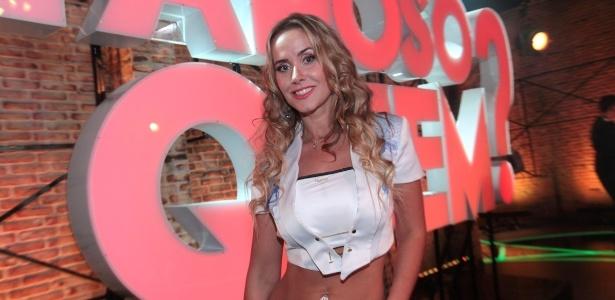 Lola apresentadora russa