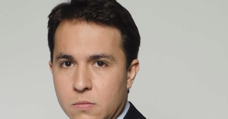 """4.set.2013 - Braga Júnior, 33 anos, participou do """"Aprendiz 4"""" e foi demitido no episódio 7 da temporada"""