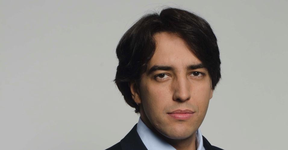 """4.set.2013 - Jota Júnior, 35 anos, participou do """"Aprendiz 2"""" e foi demitido no episódio 14 da temporada"""