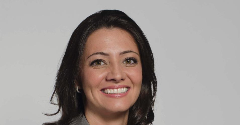 """4.set.2013 - Karina Bidart, 36 anos, participou do """"Aprendiz 3"""" e foi demitida no episódio 14 da temporada"""