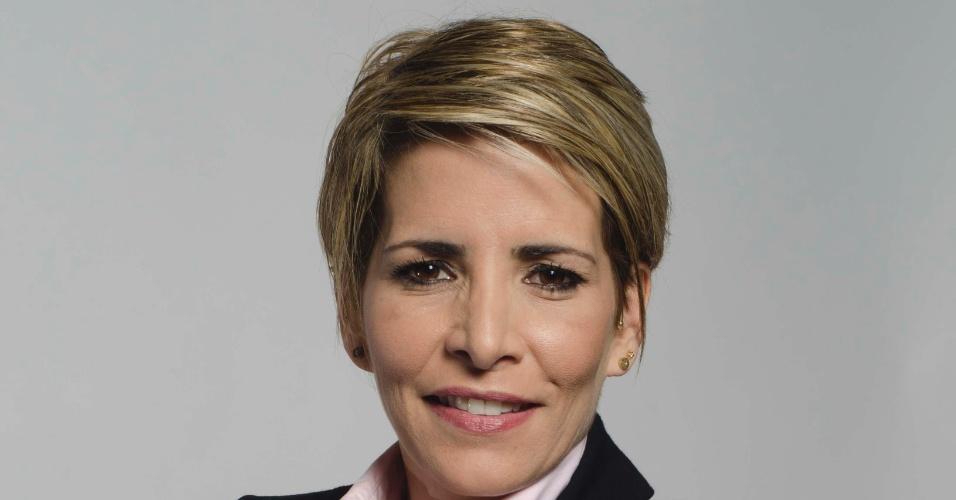 """4.set.2013 - Melina Konstadinidis, 39 anos, participou do """"Aprendiz 2"""" e foi demitida no episódio 13 da temporada"""