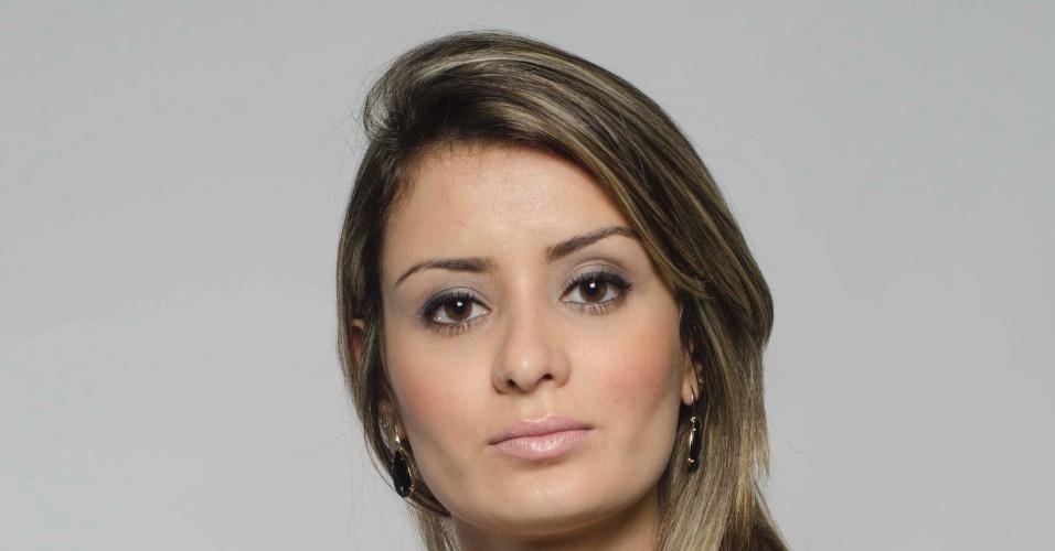 """4.set.2013 - Renata Tolentino, 27 anos, participou do """"Aprendiz 8"""" e foi vice-campeã da temporada"""