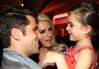 """Gagliasso diz que trabalhar com Mel Maia em """"Joia"""" é estágio para ser pai - Raphael Mesquita/Foto Rio News"""