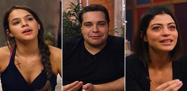 Bruna Marquezine, Tiago Abravanel e Carol Castro são finalistas da