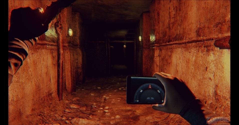 """""""Daylight"""" é um jogo de sobrevivência de terror psicológico"""