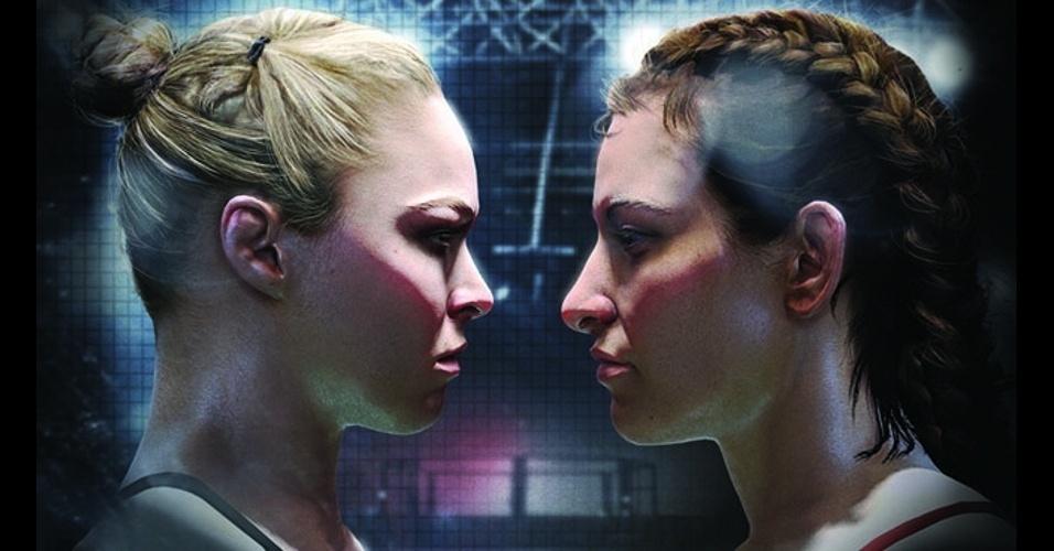 """""""EA Sports UFC"""" trará lutadoras pela primeira vez à franquia"""