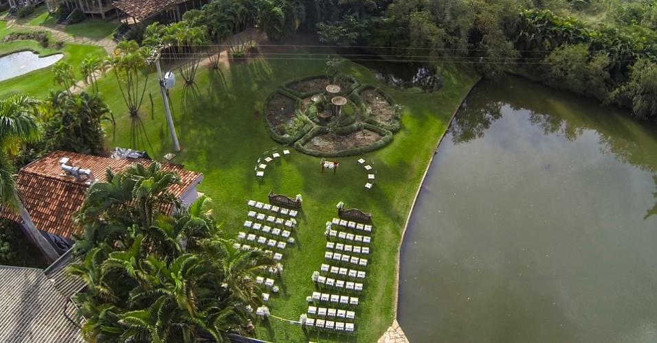 decoracao casamento uol: casamentos e ensaios dos noivos feitas por drones – Casamento – UOL