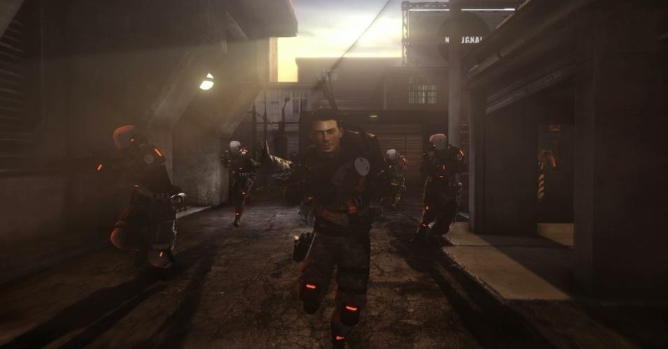 """Shooter """"Blacklight: Retribution"""" tem temas de ficção científica e jogabilidade acelerada"""