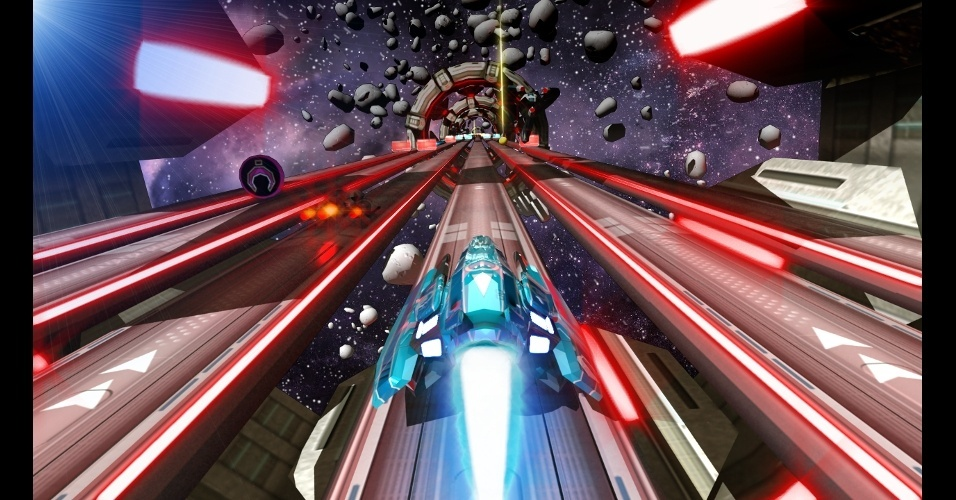 """Switch Galaxy Ultra"" traz corridas espaciais ao PlayStation 4"