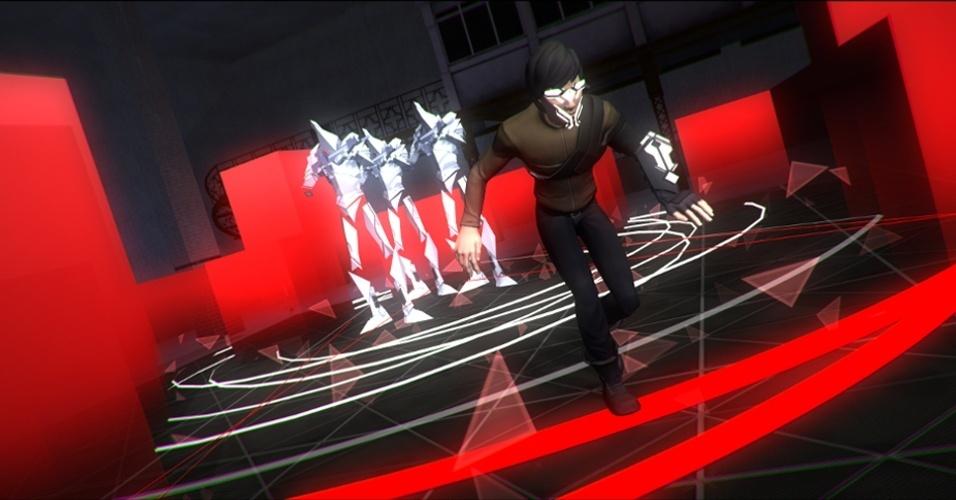 """""""Volume"""" é um jogo de ação stealth em que você pode criar suas próprias fases"""