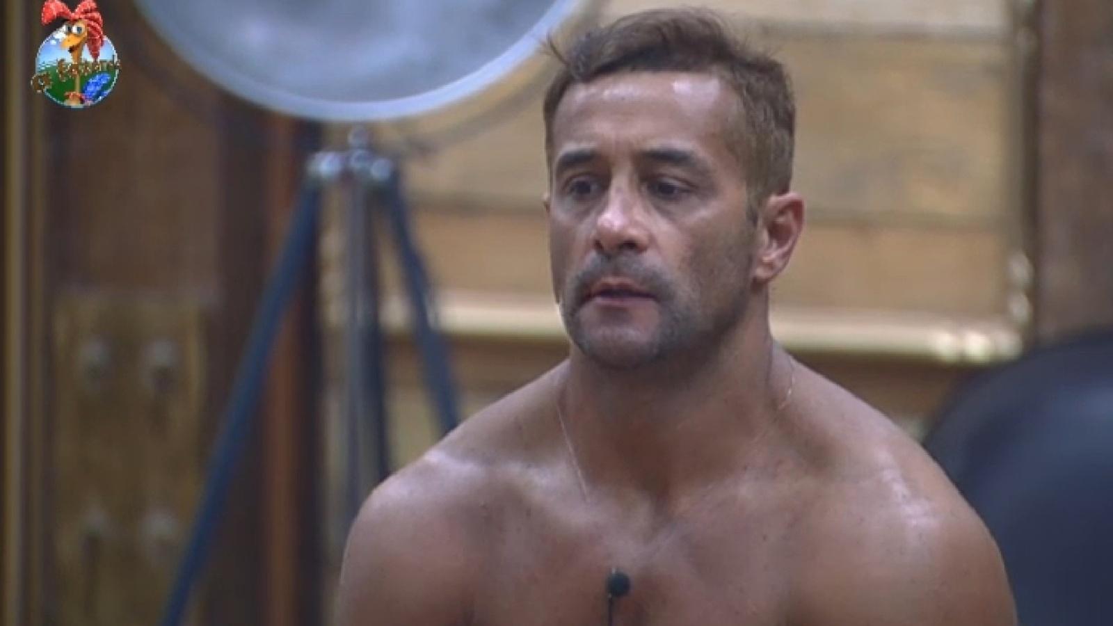 14.set.2013 - Marcos Oliver detona Denise: