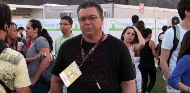 """Boninho é diretor geral do """"Big Brother Brasil"""""""