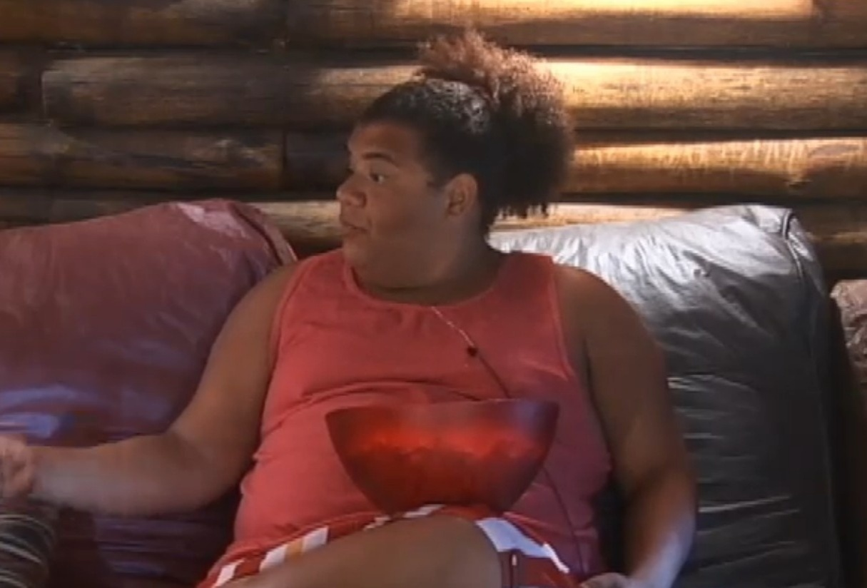 14.set.2013 - Após formação da roça, Gominho defende Denise