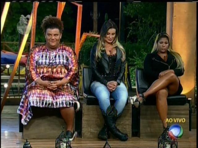 15.set.2013 - Sem nenhum voto, Gominho se disse ansioso pelo fim do programa