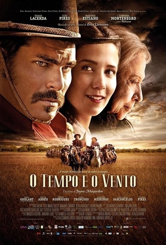 Cartaz oficial do filme brasileiro