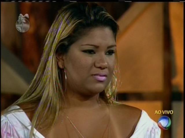 21.set.2013 - Yani de Simone é eliminada com 10% dos votos