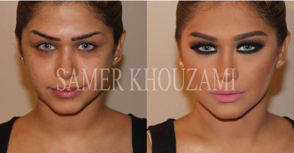Maquiagem Samer A. Khouzam 10