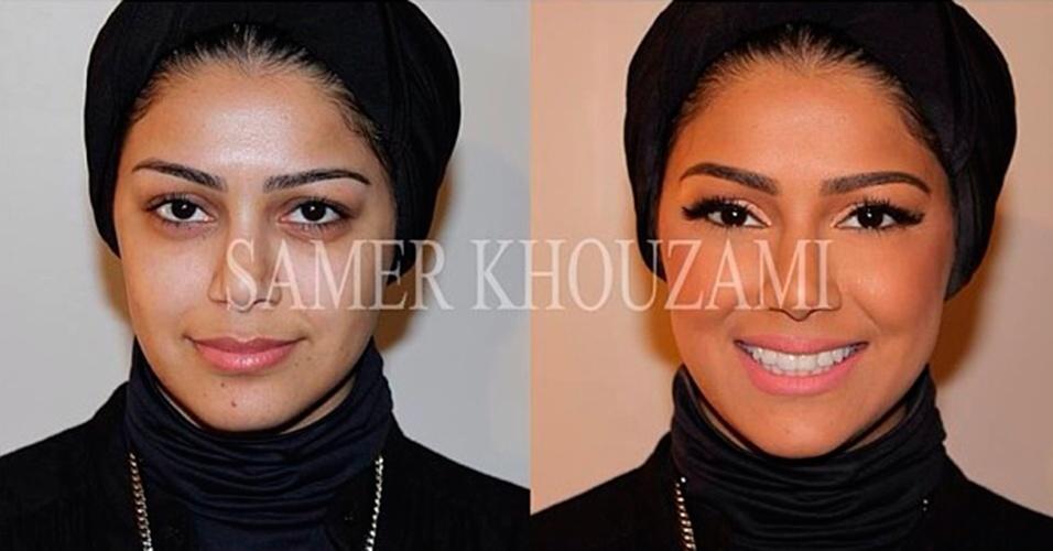 Maquiagem Samer A. Khouzam 11