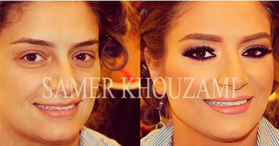 Maquiagem Samer A. Khouzam 4