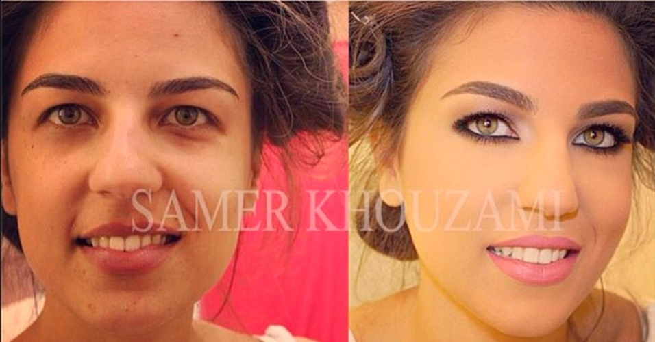 Maquiagem Samer A. Khouzam 5