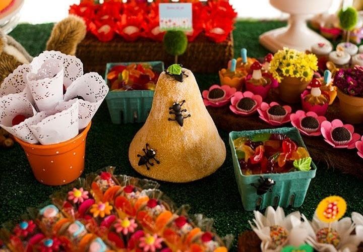 ideias de decoracao tema jardim:Bolo Para Festa De Jardim