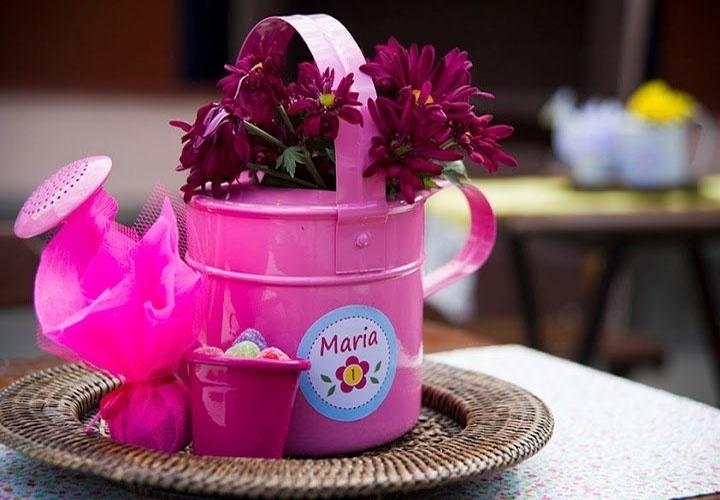 ideias para tema jardim:Primavera pode ser tema para festas de aniversário de criança